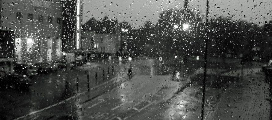 Prevéngase: podría llover durante la tarde y la noche