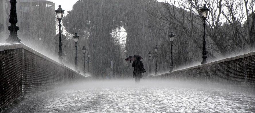 Se pronostican lluvias, de fuertes a intensas, esta noche en la CDMX