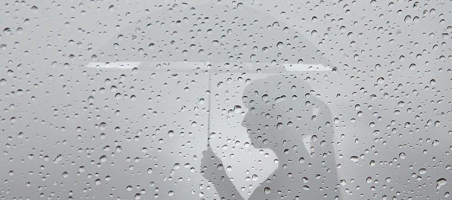 Se esperan lluvias fuertes, granizo y tormentas eléctricas a partir de las 18 horas, en la CDMX
