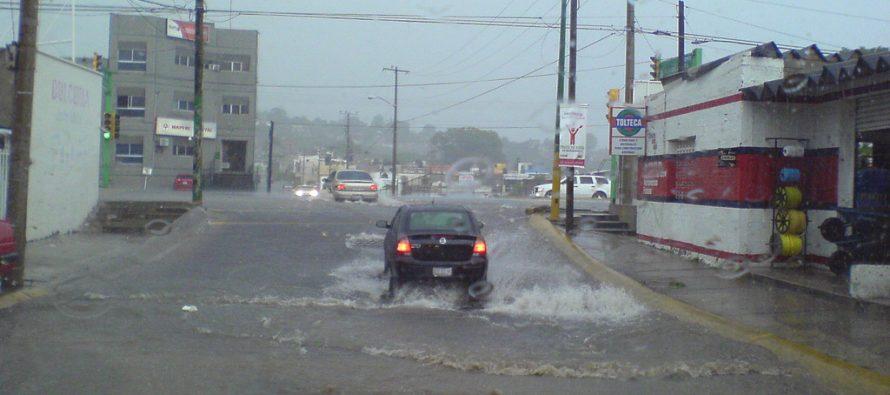 Continuará tarde lluviosa este miércoles en Sur, Oriente y Poniente de la CDMX