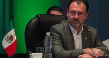 Condena Videgaray agresión a diputados venezolanos