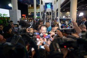 Luis Videgaray, titular de la SRE. Foto de Notimex