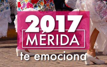 Mérida, Capital Americana de la Cultura 2017