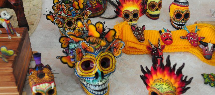 La riqueza artesanal y gastronómica de Puebla, en el MNCP