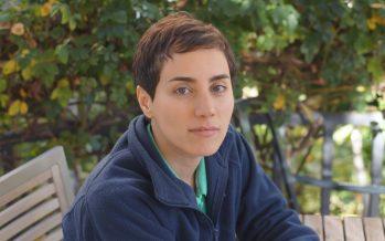 "Murió Maryam Mirzakhani, iraní ganadora del ""Nobel de Matemáticas"""