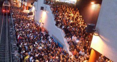 Senado advierte sobre crisis en el Metro y Tren Ligero