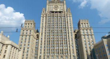 Diplomático ruso: EEUU debe acusarse a sí mismo de agresión