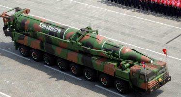 México respalda a Japón ante misil lanzado por Corea del Norte