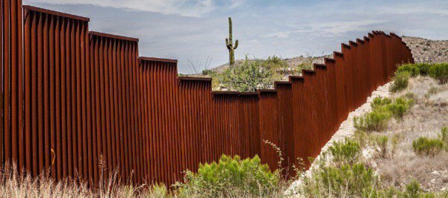 Cámara de EU aprueba presupuesto para el muro