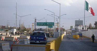 Trump insiste en la necesidad de construir muro con México