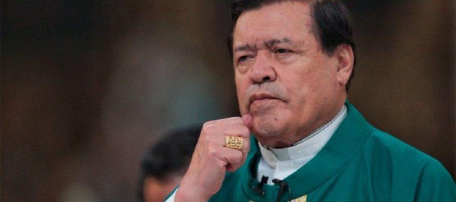 Investiga la PGR a Norberto Rivera por casos de curas pederastas