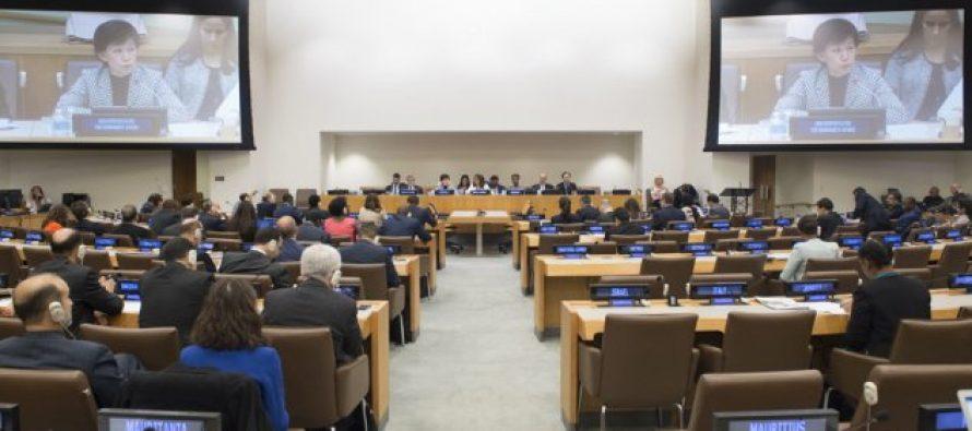 La ONU aprueba tratado contra las armas nucleares en el mundo
