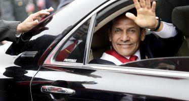 Ex presidente de Perú, Ollanta Humala, a prisión preventiva