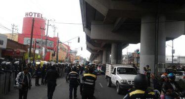 """Abaten a 8 sicarios en Tláhuac, entre ellos, a """"El Ojos"""""""