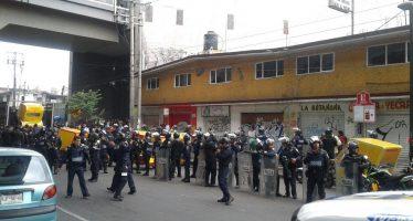 Confirma PGJ-CDMX, 16 detenidos en Tláhuac