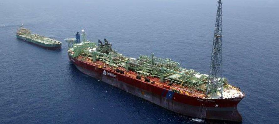 Inicia mantenimiento programado a buque Señor del Mar