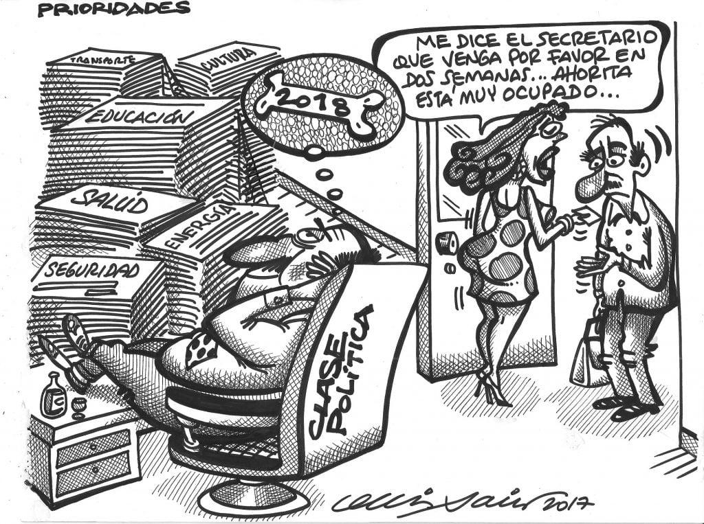 PRIORIDADES. Luis Xavier