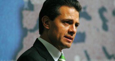 Cifras de empleo reflejan crecimiento económico: Peña Nieto