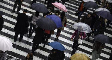 Continuarán las lluvias fuertes en la CDMX