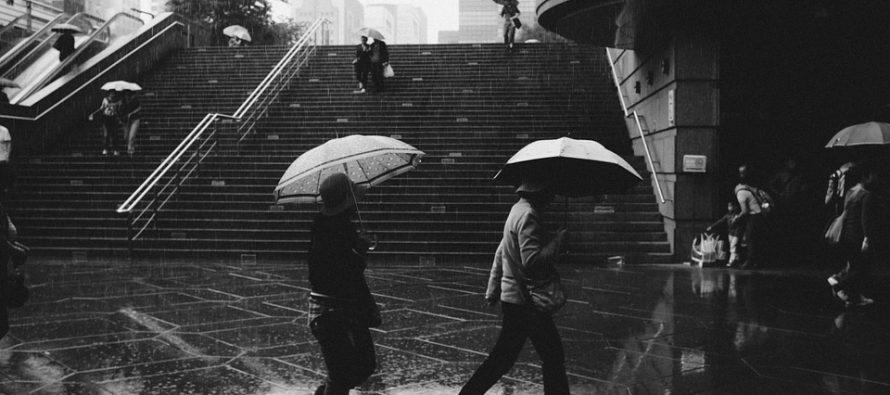 Lloverá fuerte al oriente, sur y poniente de la CDMX