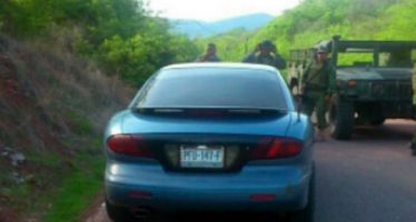 Encuentran muerto al director de Policía de Aguililla, Michoacán