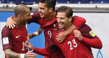 Portugal arrebata a México el tercer lugar en la Confederaciones