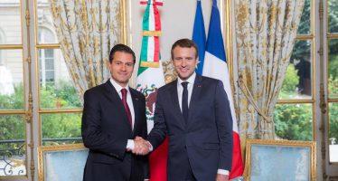 Comercio con Francia creció 50% en 4 años: Peña