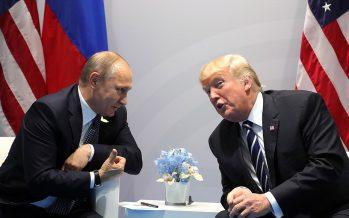 Trump necesita el escándalo para combatir influencia de Putin