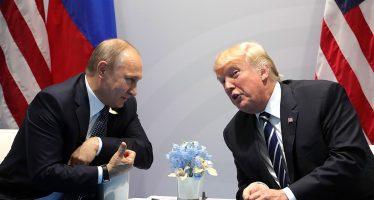 Trump anuncia trabajo constructivo con Rusia