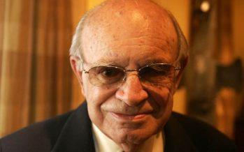 Murió el filósofo y poeta Ramón Xirau