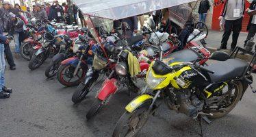 Semovi inicia retiro de mototaxis en la CDMX
