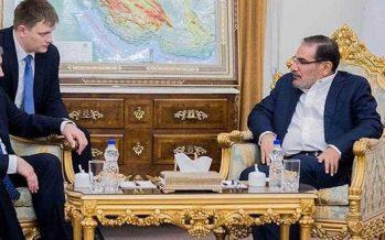 Exige Irán absoluto respeto a soberanía de Siria