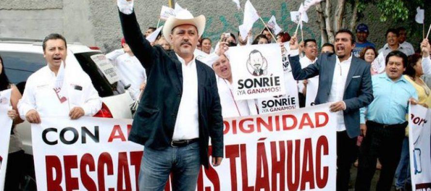 """Delegado de Tláhuac comparecería ante la ALDF """"con mucho gusto"""""""