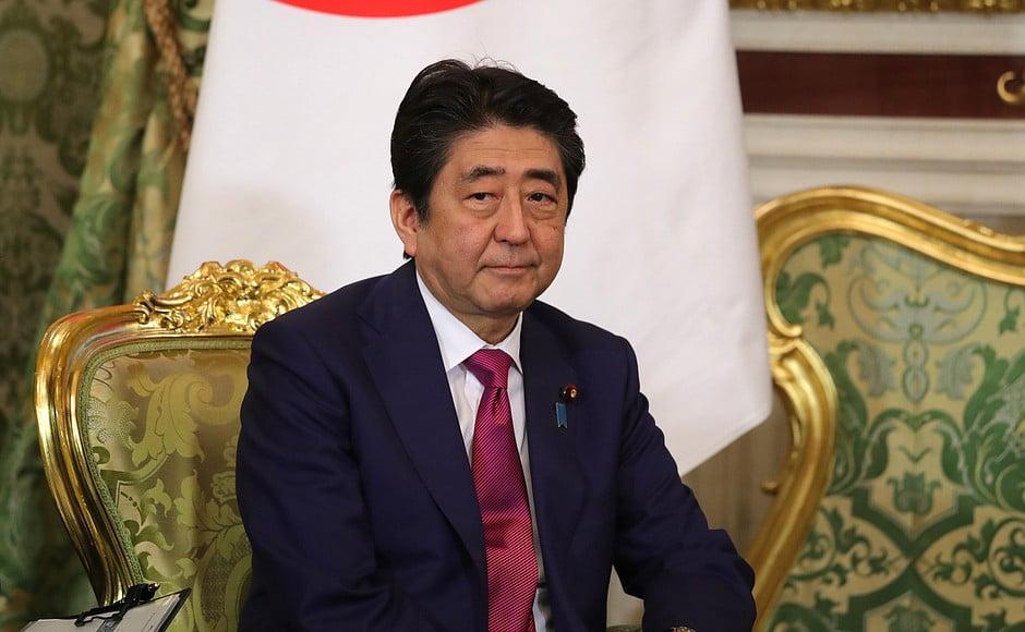 Primer Ministro de Japón, Shinzo Abe (Foto: en.kremlin.ru)