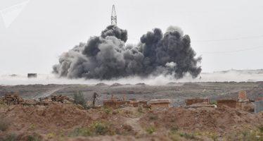 El Ejército sirio reubica a terroristas de Daesh derrotados
