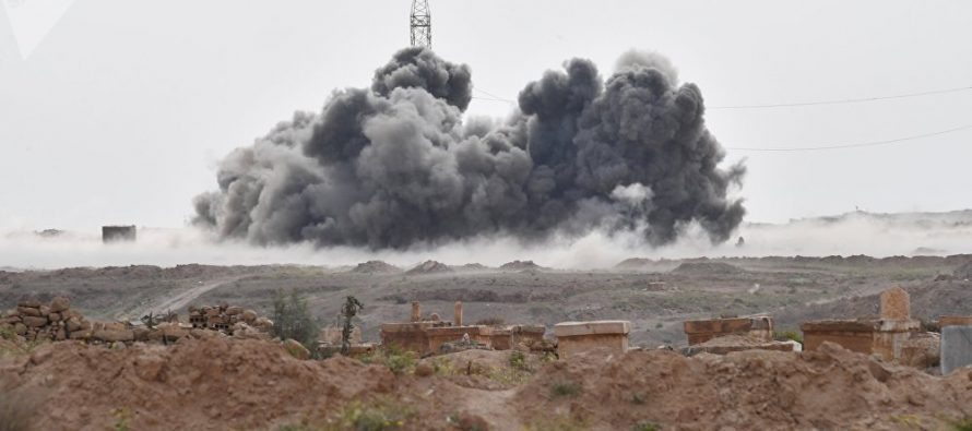 Siria recupera 40% de su territorio en dos meses