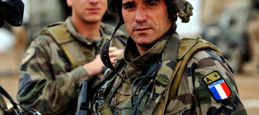 Yihadistas se han infiltrado en las fuerzas armadas de Francia