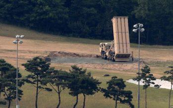 Corea del Sur contempla reforzar su defensa antimisiles