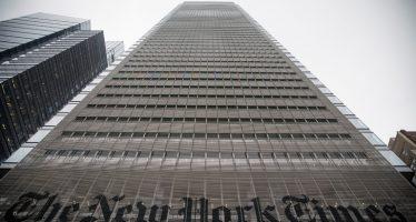 The New York Times se retracta de la información falsa acerca de Rusia