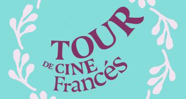 Presentación del cartel 21o. Tour de Cine Francés