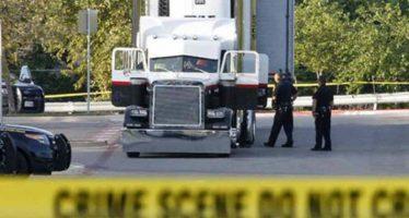 Cuatro de los muertos en San Antonio, mexicanos: SRE