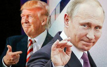 Cumbre Putin-Trump este 7 de julio, en Hamburgo