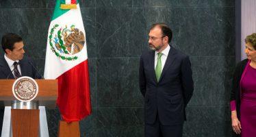 México busca más integración en TLCAN: Videgaray