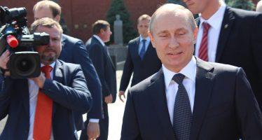 Concluye el primer encuentro entre Putin y Trump