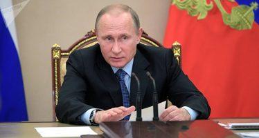 Putin nombra a Anatoli Antonov nuevo embajador ruso en EUA