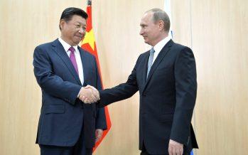 Washington, preocupado por el 'rompecabezas' ruso-chino