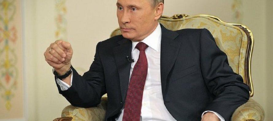 Putin releva al general responsable de las armas nucleares de Rusia