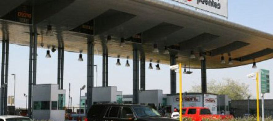 Se incrementan las tarifas de Caminos y Puentes Federales