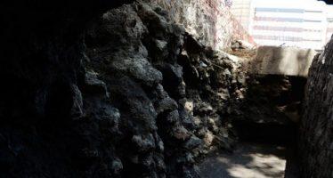 Descubren vestigios prehispánicos en Plaza Pino Suárez