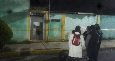 Degüellan a cura de parroquia de Los Reyes La Paz